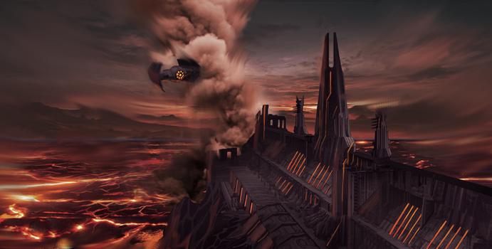 Mustafar Academy by Shin500 by Valyrian-Wildfire626