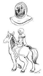 Khajit sketches