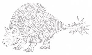 Doedicurus by SommoDracorex