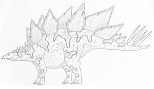 Stegosaurus 3