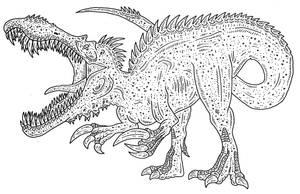 Suchomimus 4 by SommoDracorex