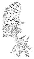 Tupandactylus 2 by SommoDracorex
