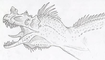 Ceratosaurus (realistic version)