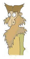 Lord W, the Proboscis Monkey.
