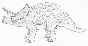 Triceratops (Jurassic Park version)