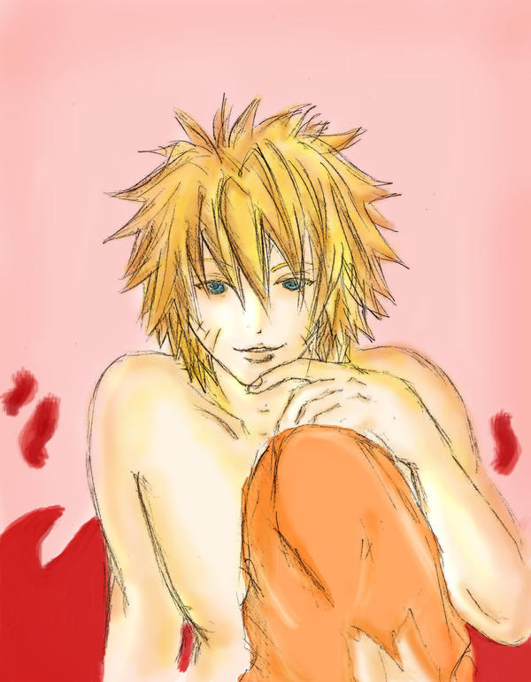 Sexy Naruto by ~Lamliet on deviantART