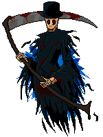 Grim Reaper [Commission] by AnimusDesign
