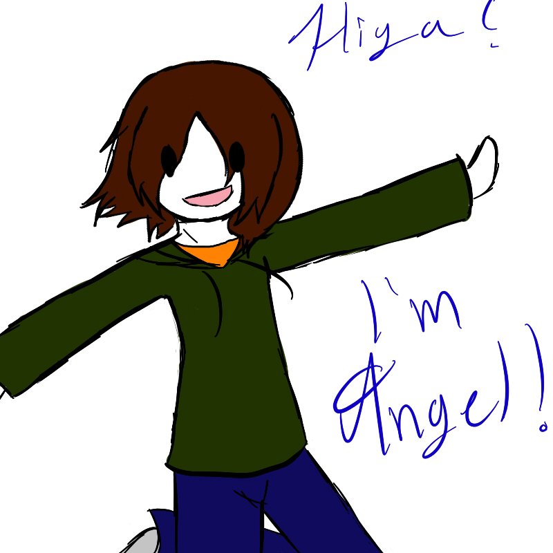 Here, have a Chibi me!!(dA ID) by Angelcakes21