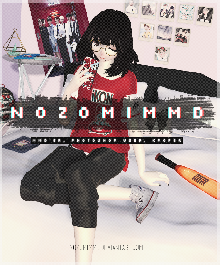 NozomiMMD's Profile Picture