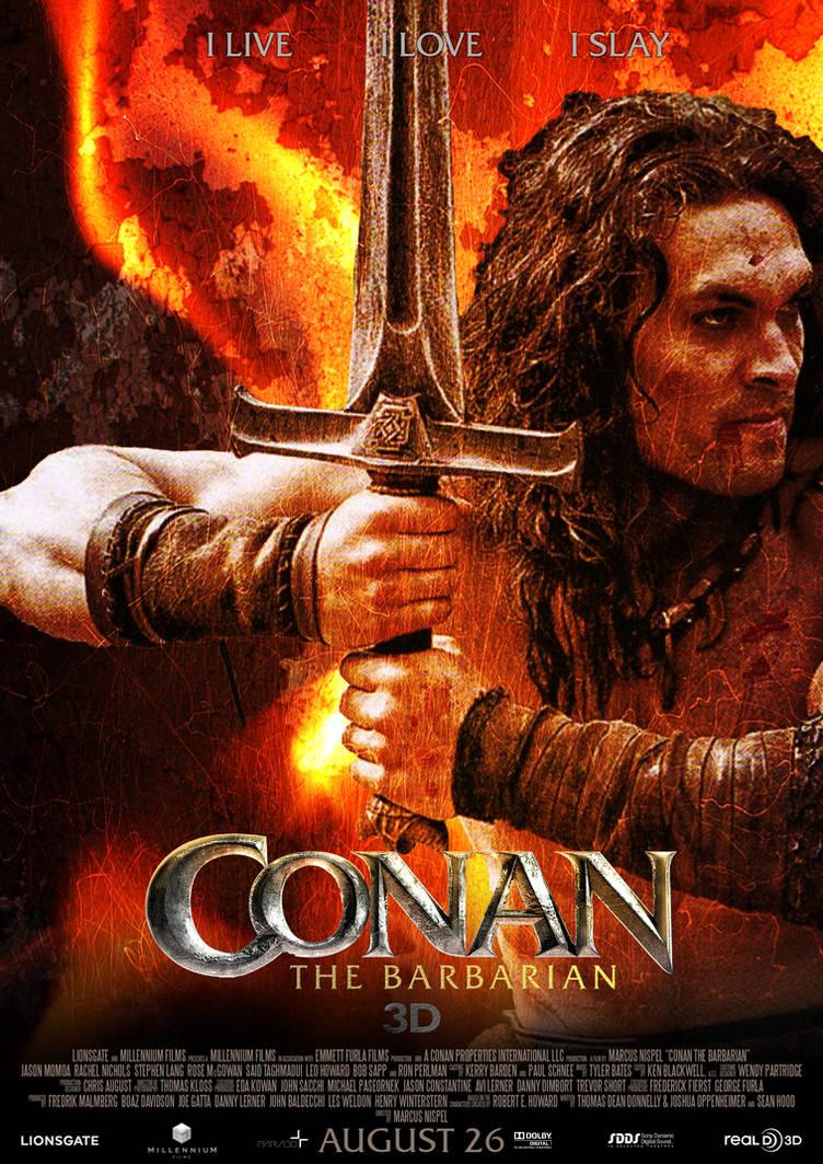 Conan The Barbarian - 2011 by CrustyDog on DeviantArt