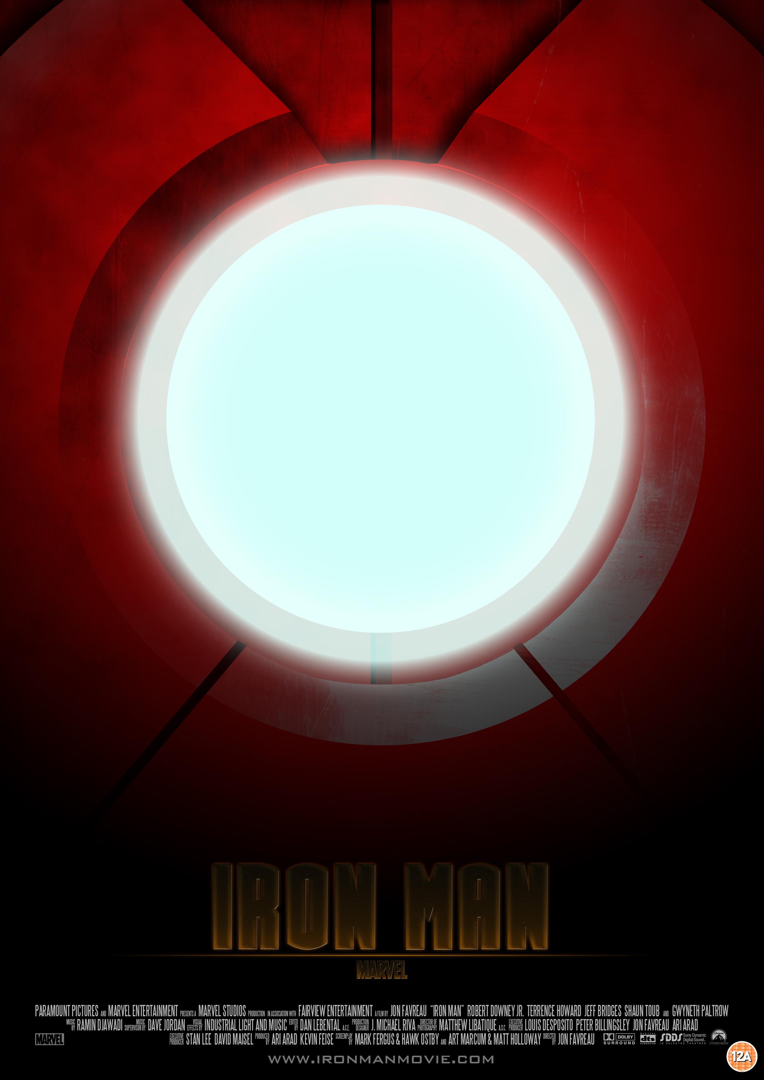 Iron Man - 2008 by CrustyDog