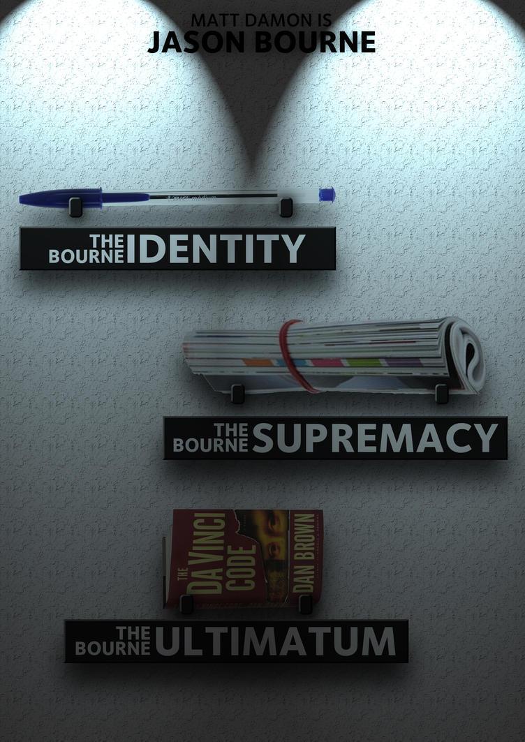 bourne identity essay