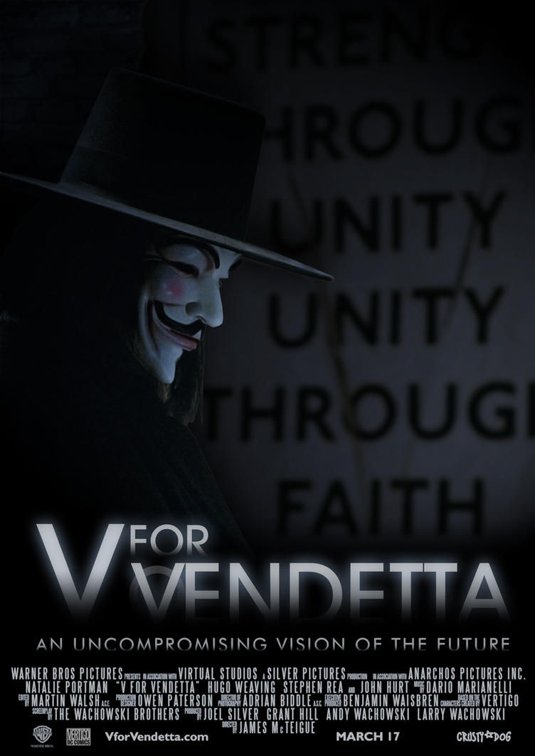 for Vendetta - 2...V For Vendetta (2005) Film