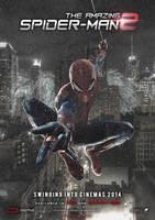 The Amazing Spider-Man 2 (2014) Movie Poster by CrustyDog