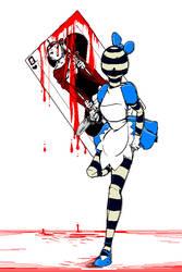Lil Psycho A by bleedingmoon114