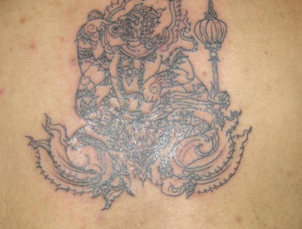 hanuman tattoo 3 by vineshkumarsingh on deviantart. Black Bedroom Furniture Sets. Home Design Ideas