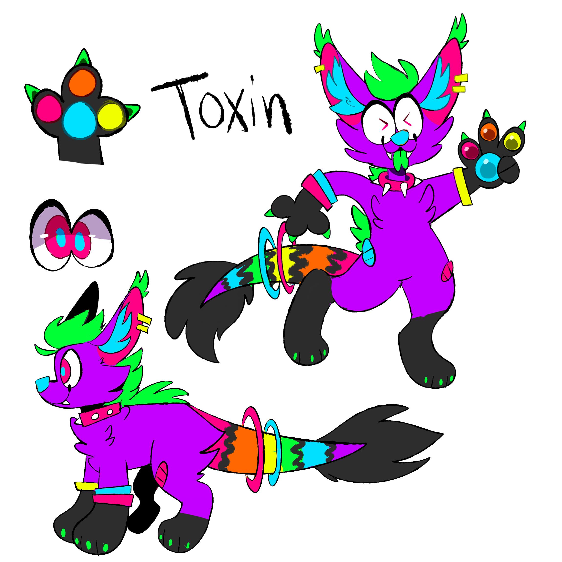 Toxin Ref