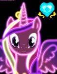 Neon Princess Cadence