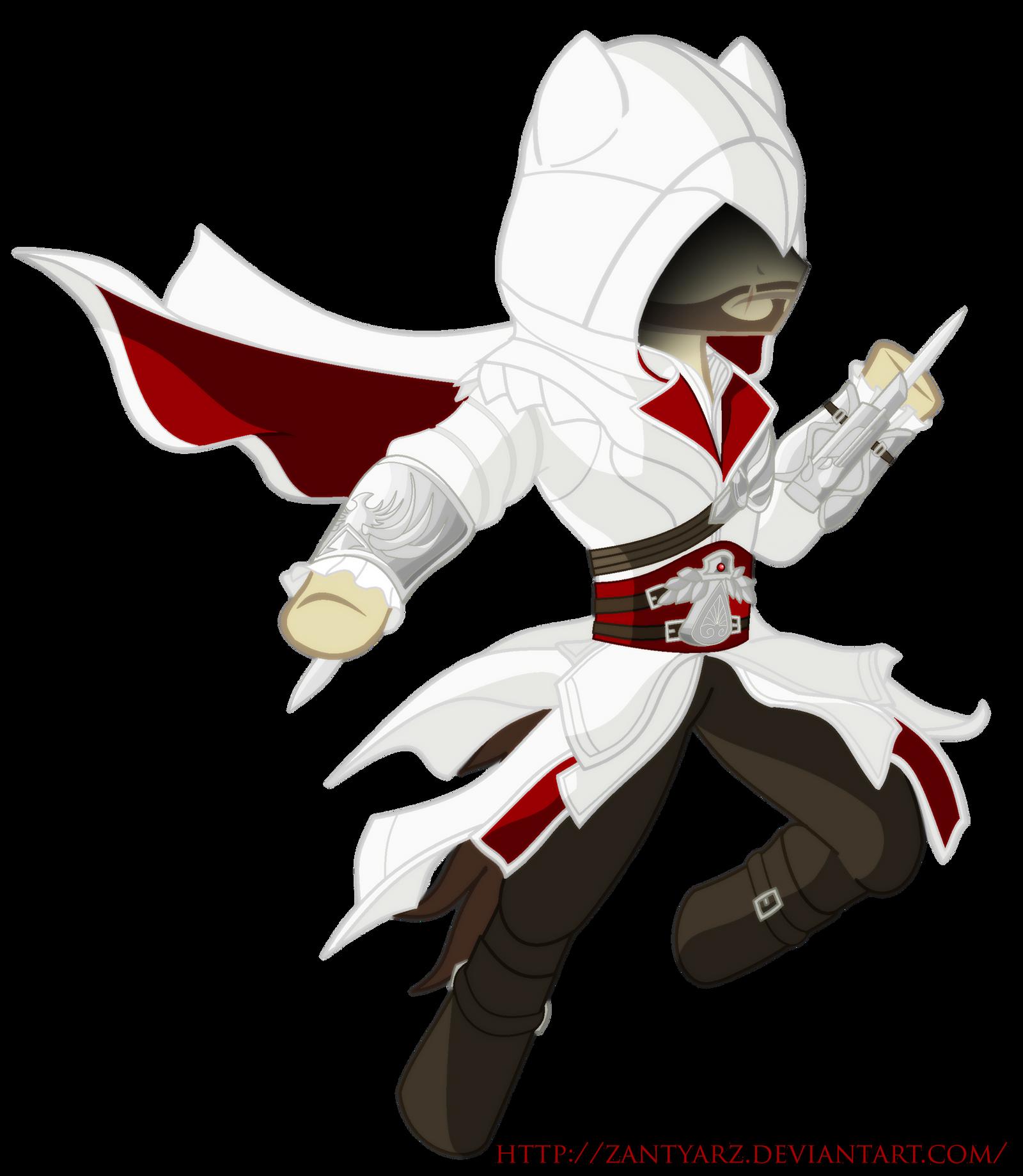 Ezio Pony's Creed by ZantyARZ