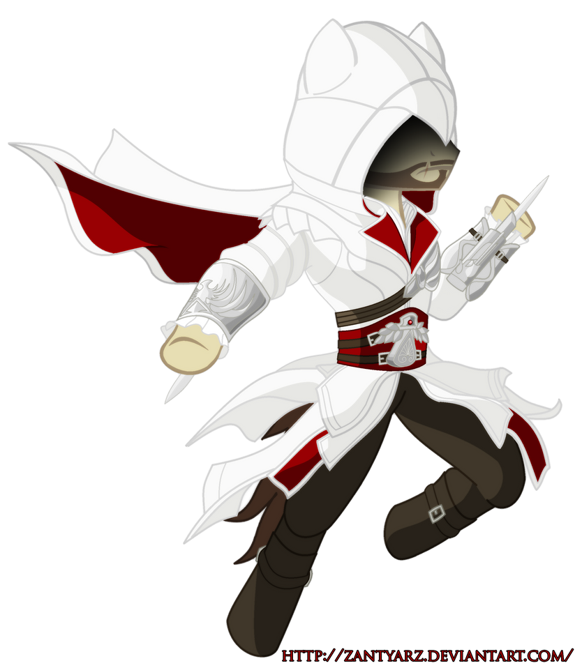 Ezio Pony's Creed by ZantyARZ