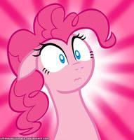 Surprise Pinkie Pie by ZantyARZ
