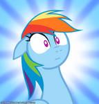 Surprise Rainbow Dash