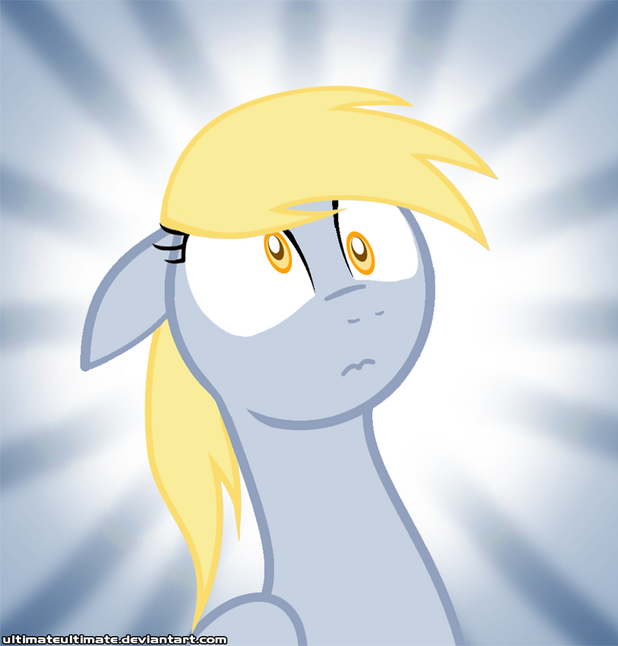 Surprise Derpy by ZantyARZ