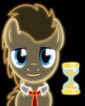 Neon Doctor Whooves