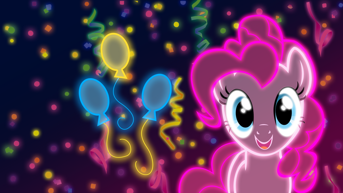 Fan Club De La Súper Súper Súper Alegre Y Hermosa Pinkie Pie :DDD Neon_pinkie_pie_wallpaper_by_ultimateultimate-d5a329c
