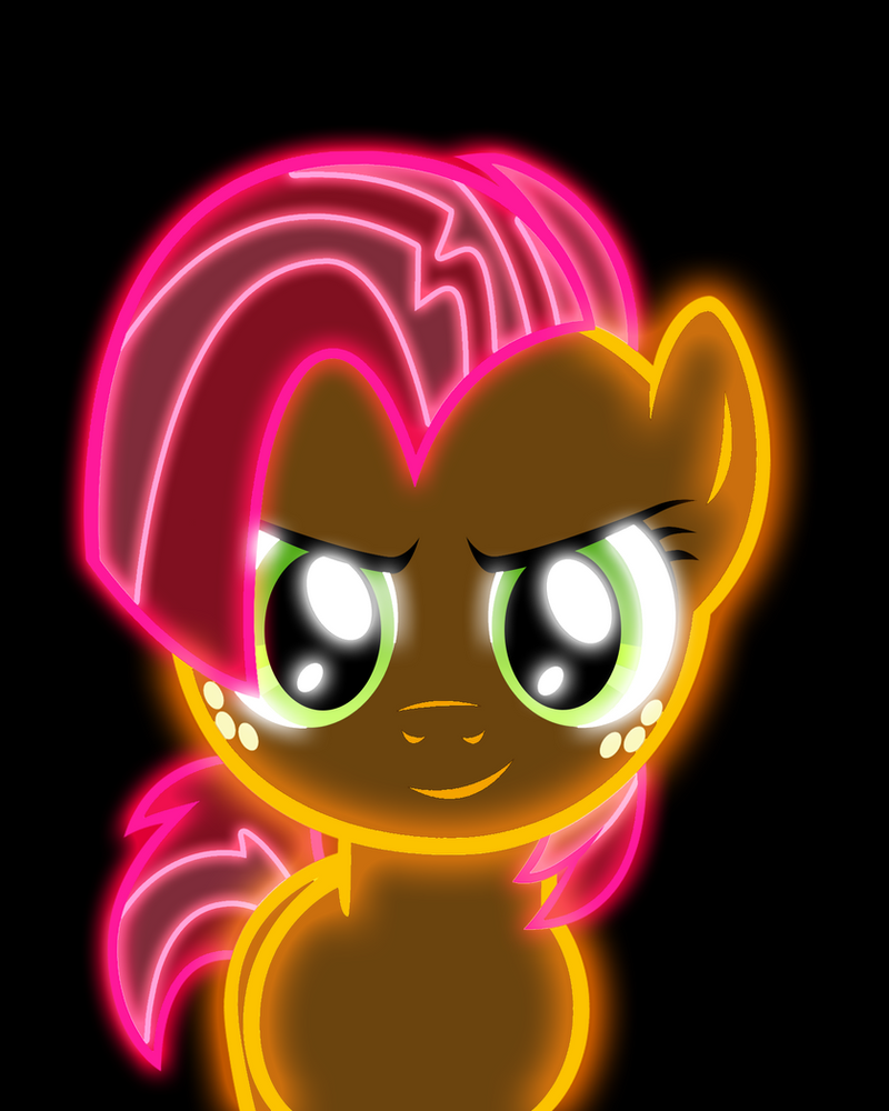 Neon Babs Seed by ZantyARZ