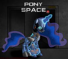 Pony Space 3 by ZantyARZ