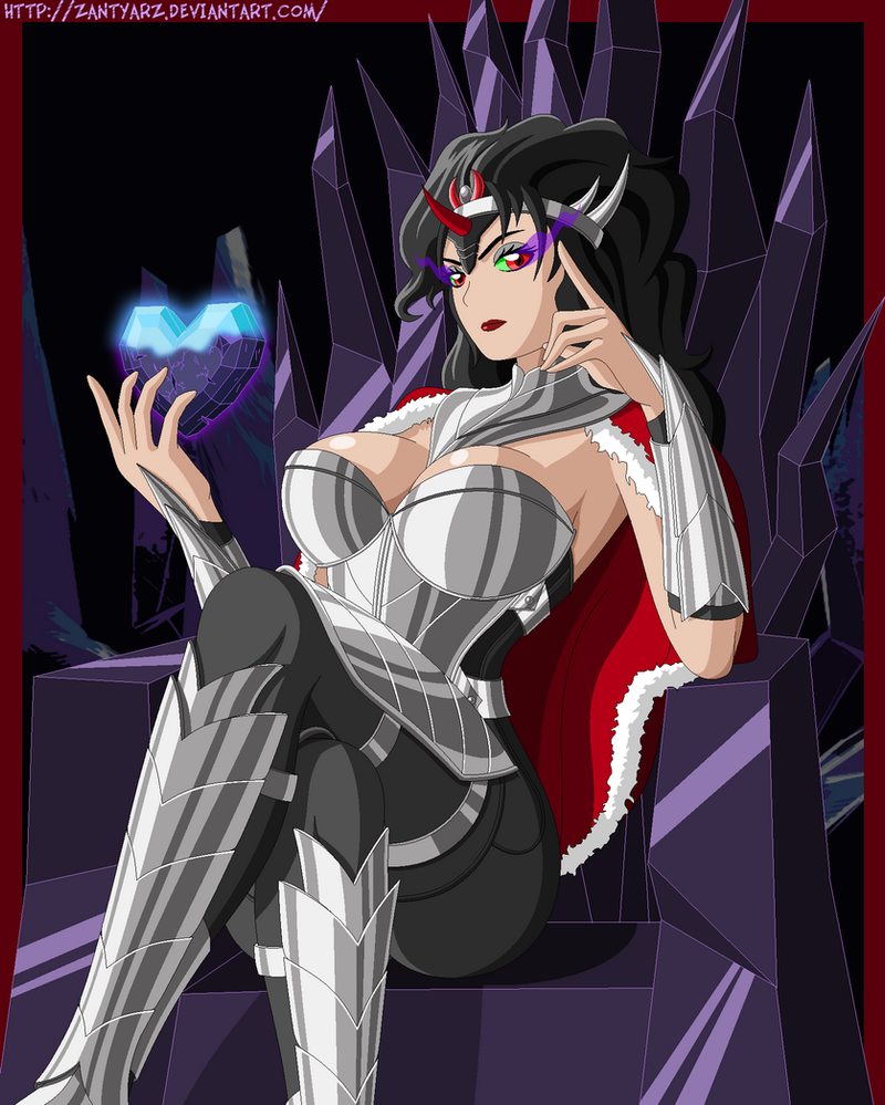 queen umbra by zantyarz on deviantart