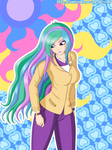 Princess Celestia Equestria Girls