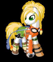 Rikku Pony Fantasy