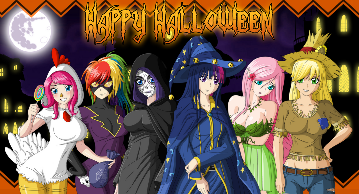 This is Halloween! by ZantyARZ on DeviantArt