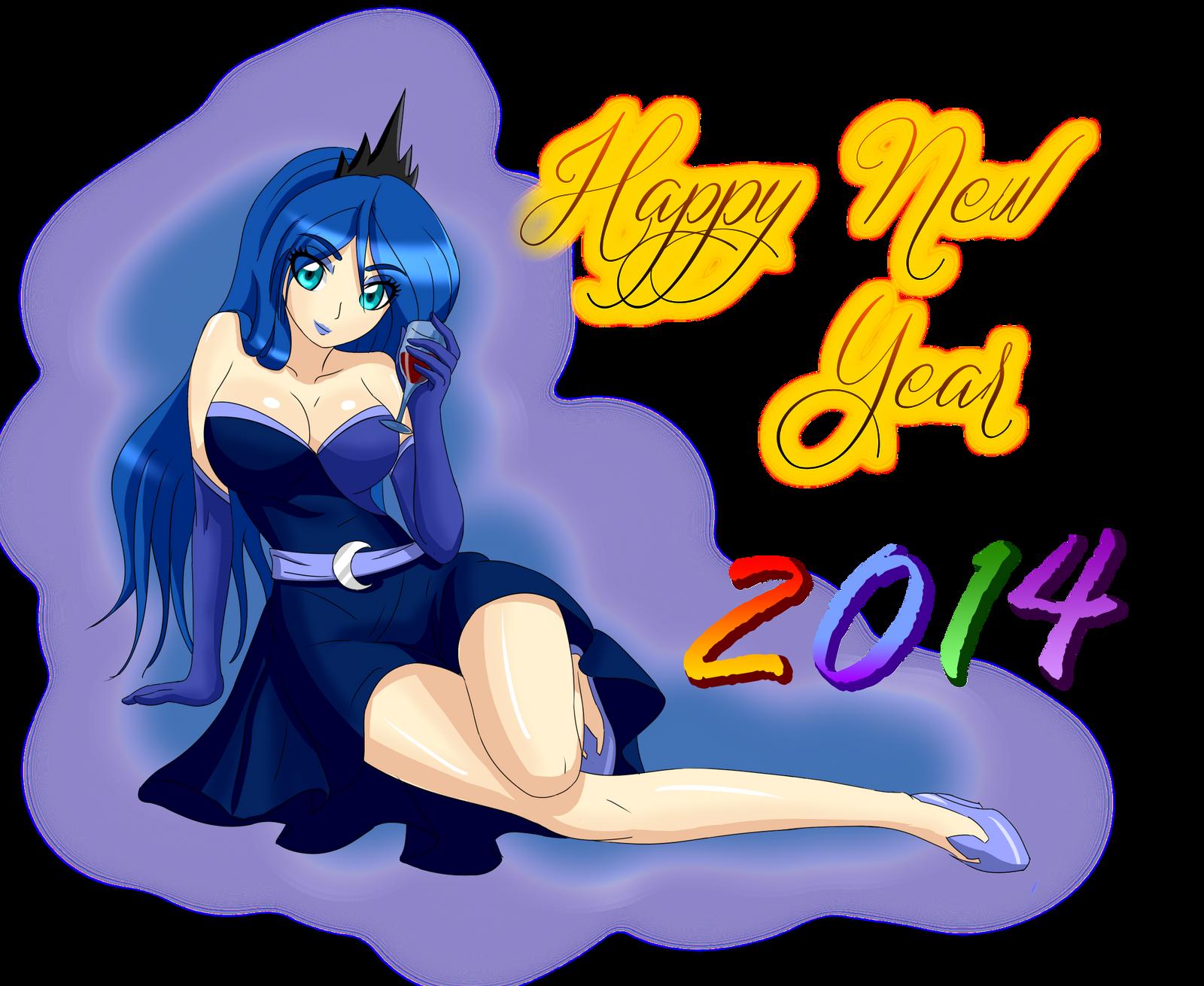 Happy New Year by ZantyARZ