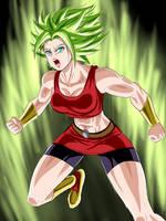 Kale Dragon Ball Super by ZantyARZ
