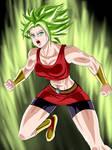 Kale Dragon Ball Super