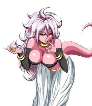 Evil Android 21