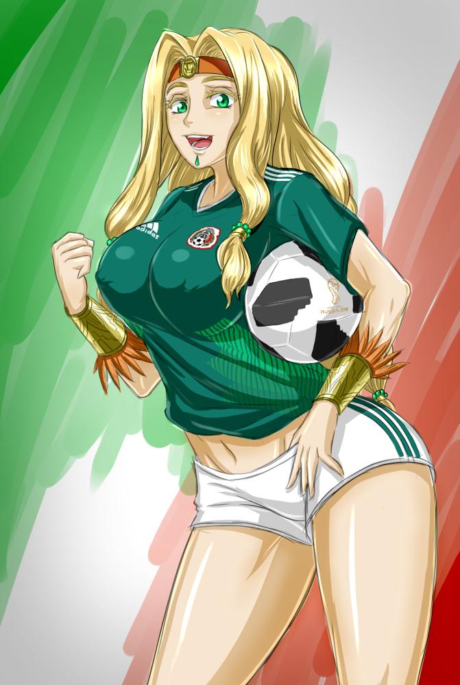 Quetzalcoatl VAMOS MEXICO! by ZantyARZ