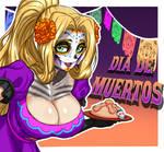 Quetzalcoatl catrina