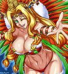 Quetzalcoatl Samba Santa