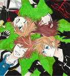Kingdom hearts group