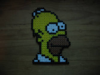 Homer Simpson by Pirate-Ken