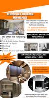 Bathroom remodeling Minneapolis by bathroomremodel