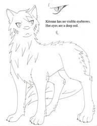 Kitsune ref  - rough