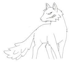 Kitsune ref 2 - rough