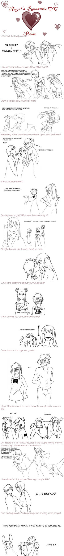 OC Romantic Meme Miri + Sirai