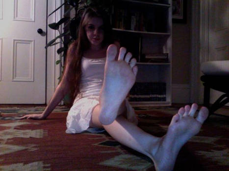 Barefoot and beautiful 16