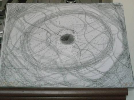 pencil vortex